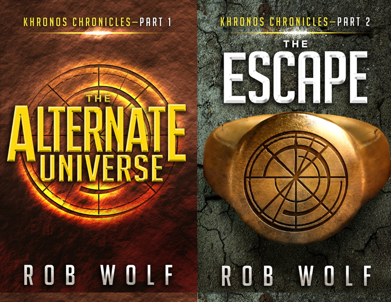 Rob Wolf's Books