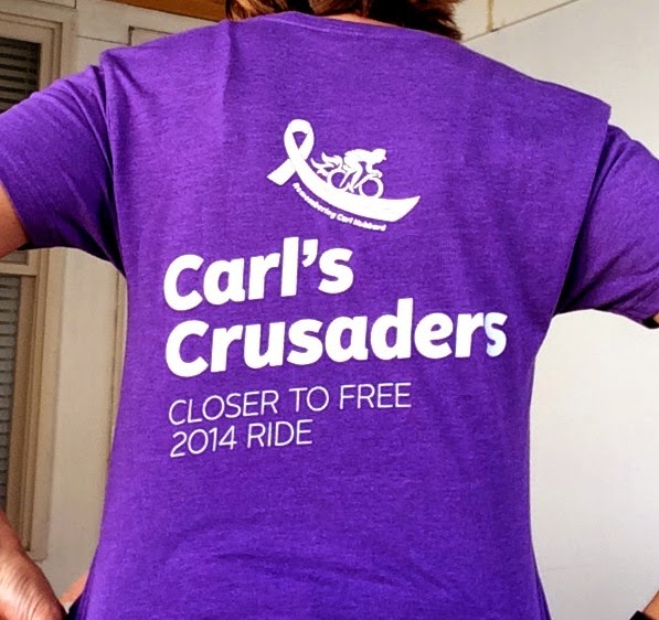 Carl's Crusaders Bike to Raise Funds to Support Smilelow Cancer Hospital in CT