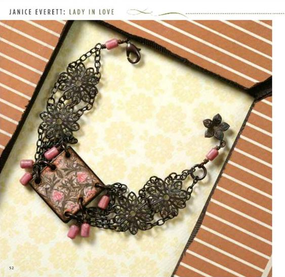 JLynn honored as DESIGNER HIGHLIGHT BEAD TRENDS 2012