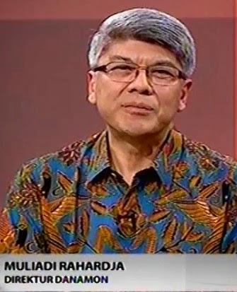 Muliadi Rahardja - Direktur Danamon Indonesia
