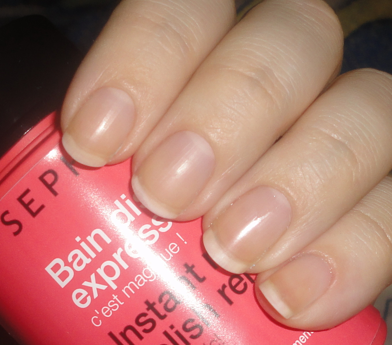 How Long Does Nail Polish Remover Last: Sephora Instant Nail Polish Remover Review