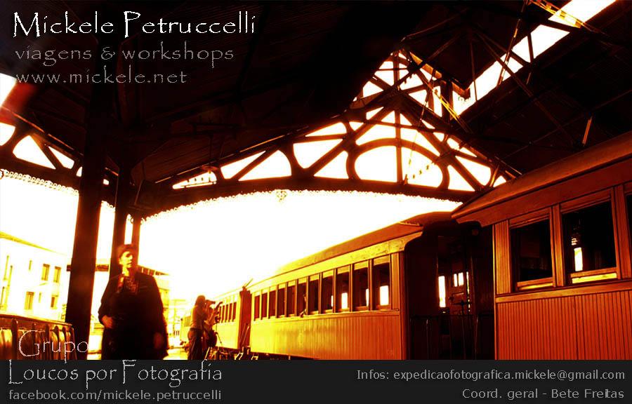 Mickele Petruccelli Pucarelli - Viagens e Workshops - Doutorando em Artes Visuais  EBA-PPGAV-UFRJ