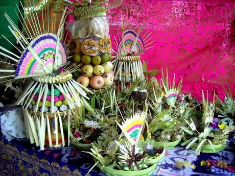 Banten of wedding in Bali