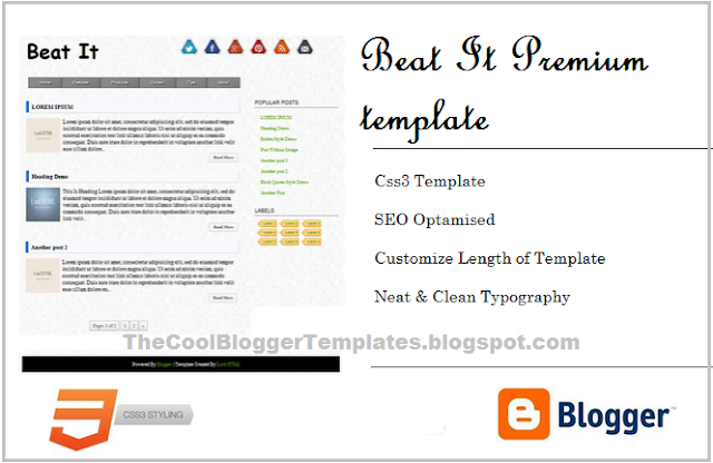 beat-it-Blogger-template