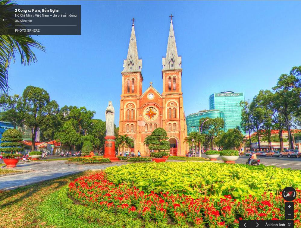 Có Phải Google Đang Thử Nghiệm Street View Ở Việt Nam?