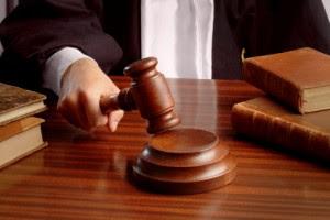 MALLETE DE LA JUSTICIA