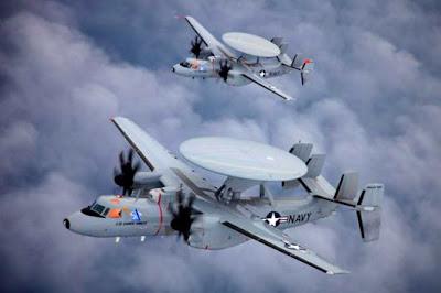 Grumman E-2D Advanced Hawkeye