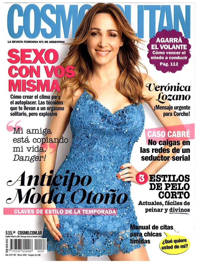 Pasando revista chicas de tapa el contraan lisis del for Revistas del espectaculo