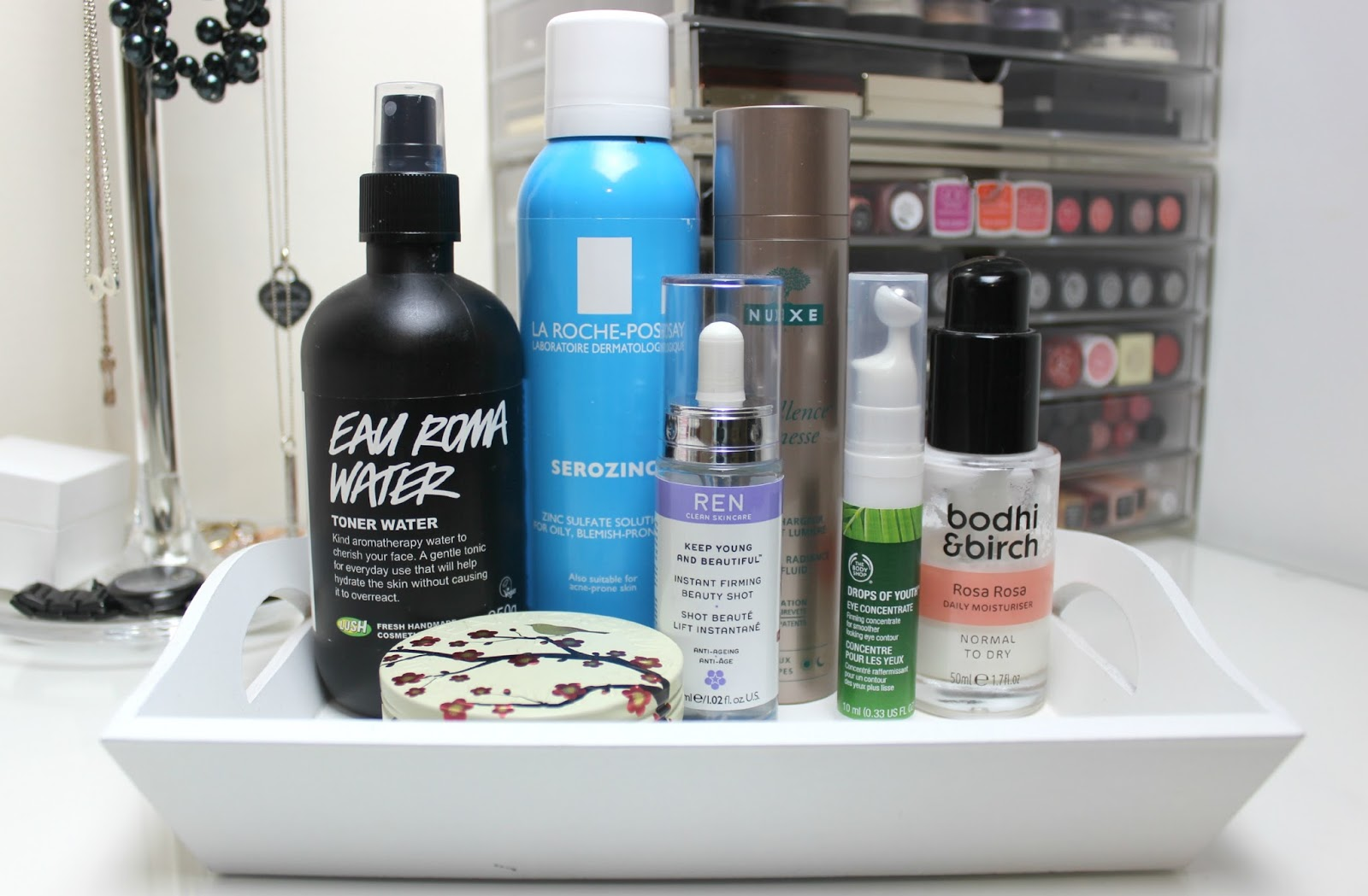 A picture of Morning Skincare Routine | Winter Edition