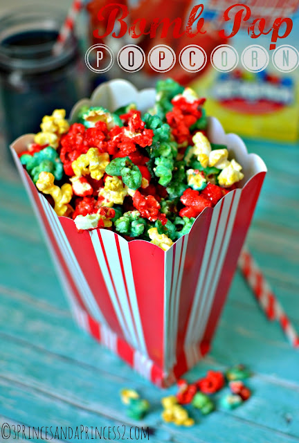 Bomb Pop Popcorn