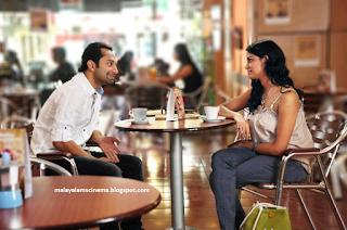 Fahadh Faasil and Subhiksha in 'Olipporu'