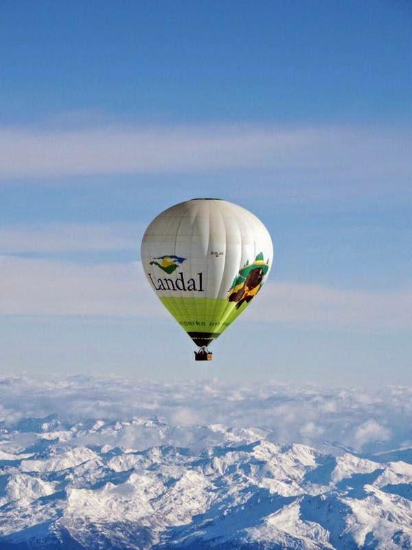 luchtballon Landal Bollo