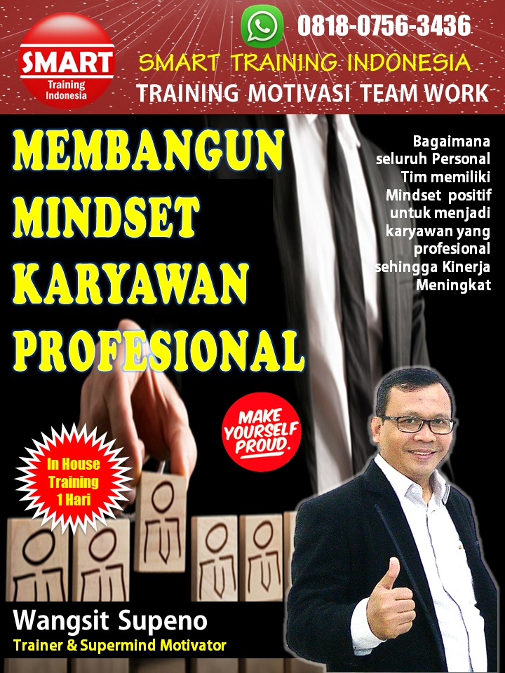 IN HOUSE TRAINING MOTIVASI TEMA 2