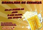 Barrilada de cerveza