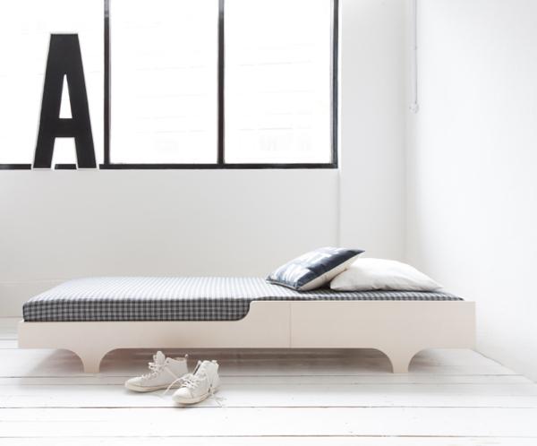 modern design teenager bed  tenager seng