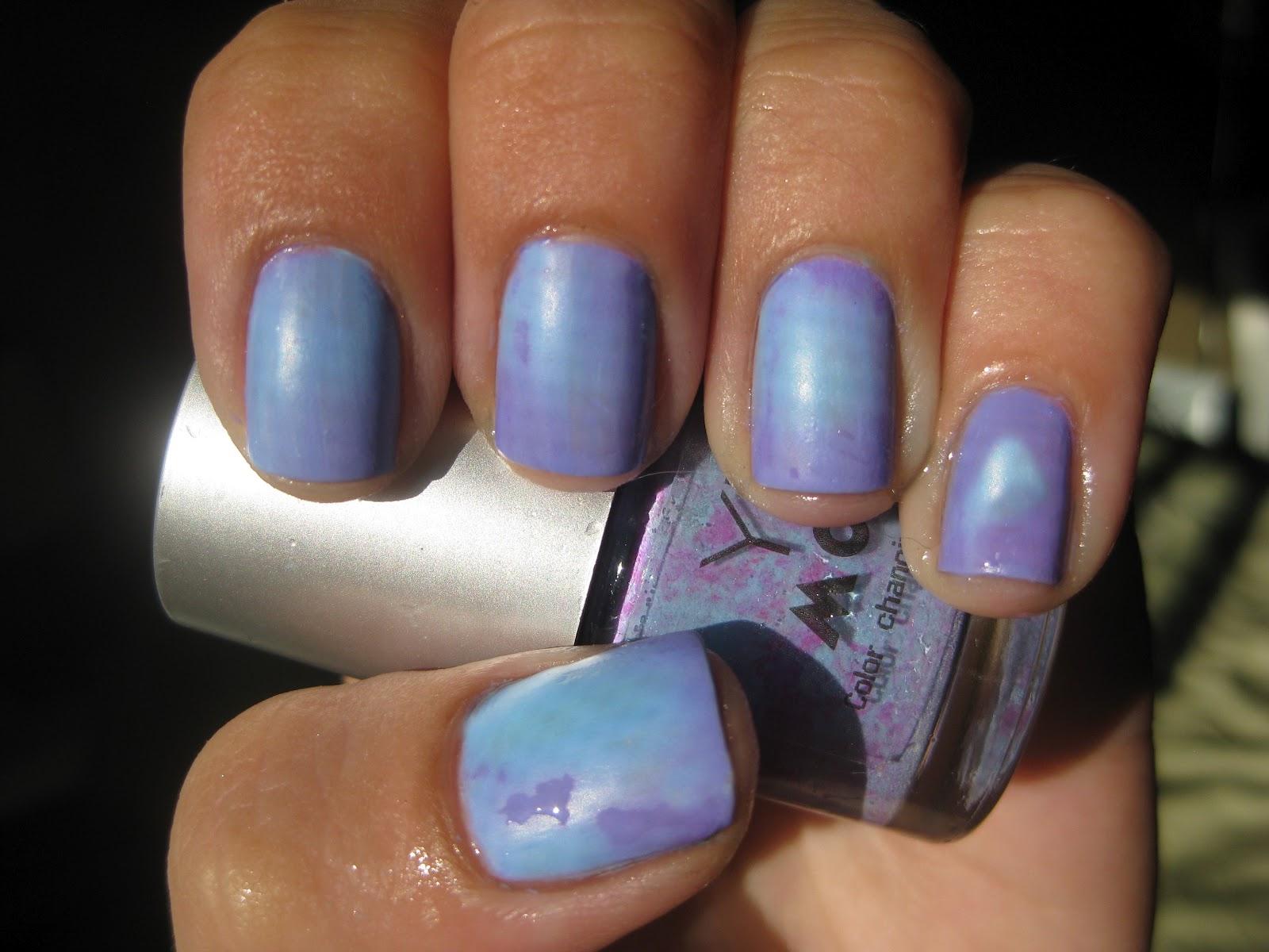 Nail Narcotics!: MOOD POLISH. aka Color changing polish