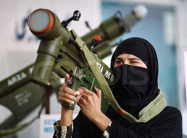 Pak Army SSG Women Shooting Mezael