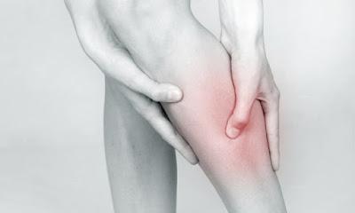circulación de sangre en las piernas