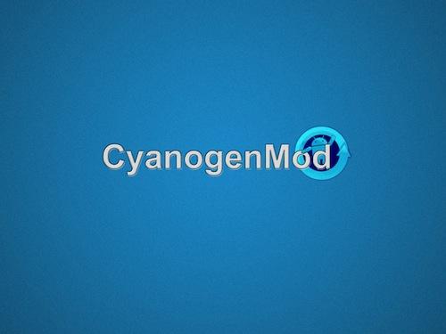 Cyanogen Mod 10 Wallpaper 2