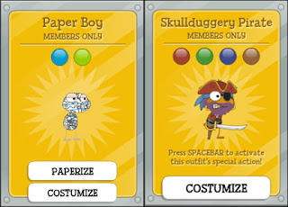New this week in the Poptropica Store