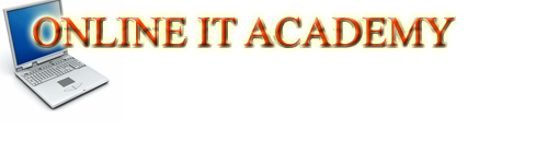 ONLINE  IT  ACADEMY