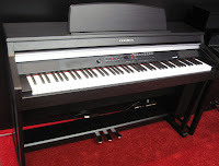 Kurzweil MP20 digital piano polished ebony