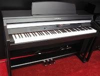Kurzweil MP20 digital piano polished ebony