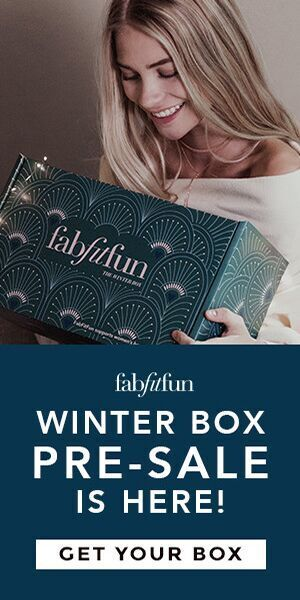 FabFitFun - Fall Box Code $10 off code - PUMPKINSPICE