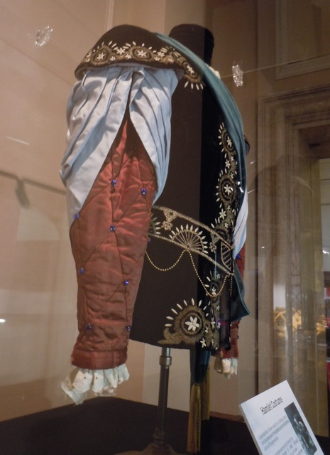 Laurence Olivier 1948 Hamlet costume