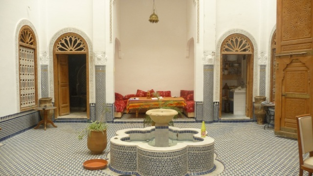 Moroccan property for A k a cedric salon nyc