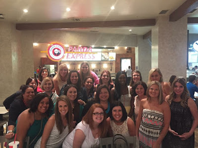 TpT Vegas Conference 2015 Firstie Friends