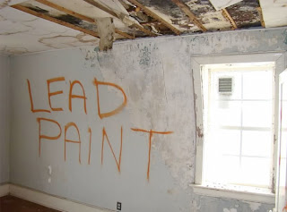 Haunted Penfield Light Interior - Spooky