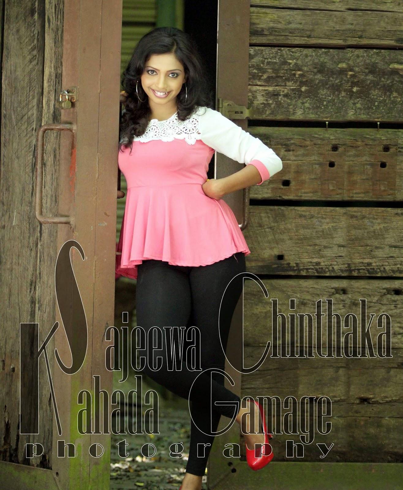 lakshika jayawardhana black sexy