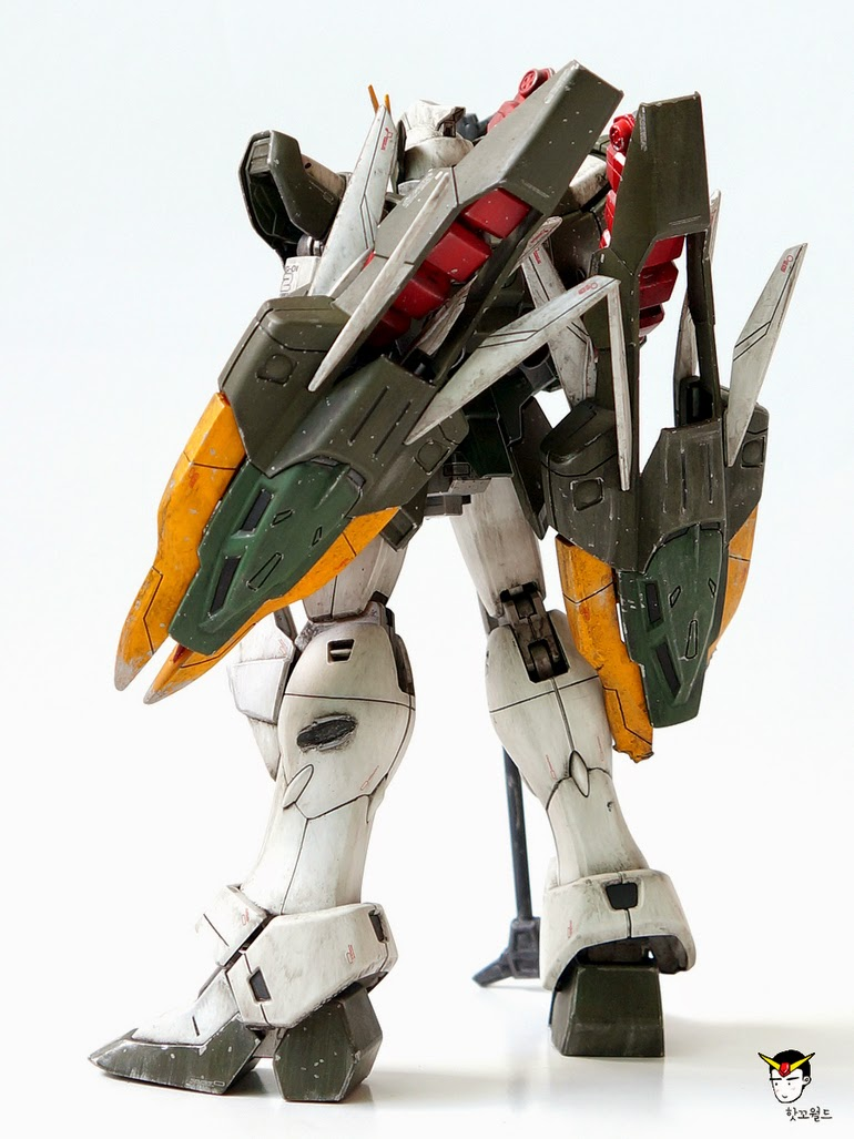 "Custom Build: MG 1/100 Shenlong Gundam ""Nataku Conversion ..."
