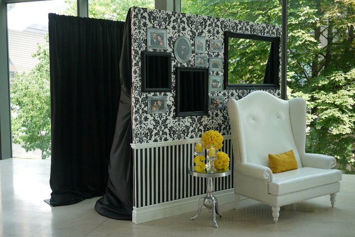 b design interiors d i y photo booth