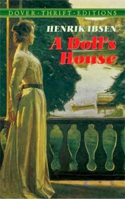 Theatrical Play A Doll's House cover