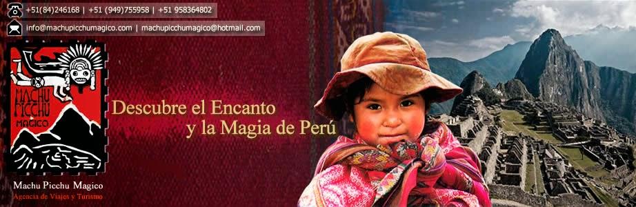 Noticias Peru Machupicchu Agencia de viajes y Turismo Machupicchu Magico