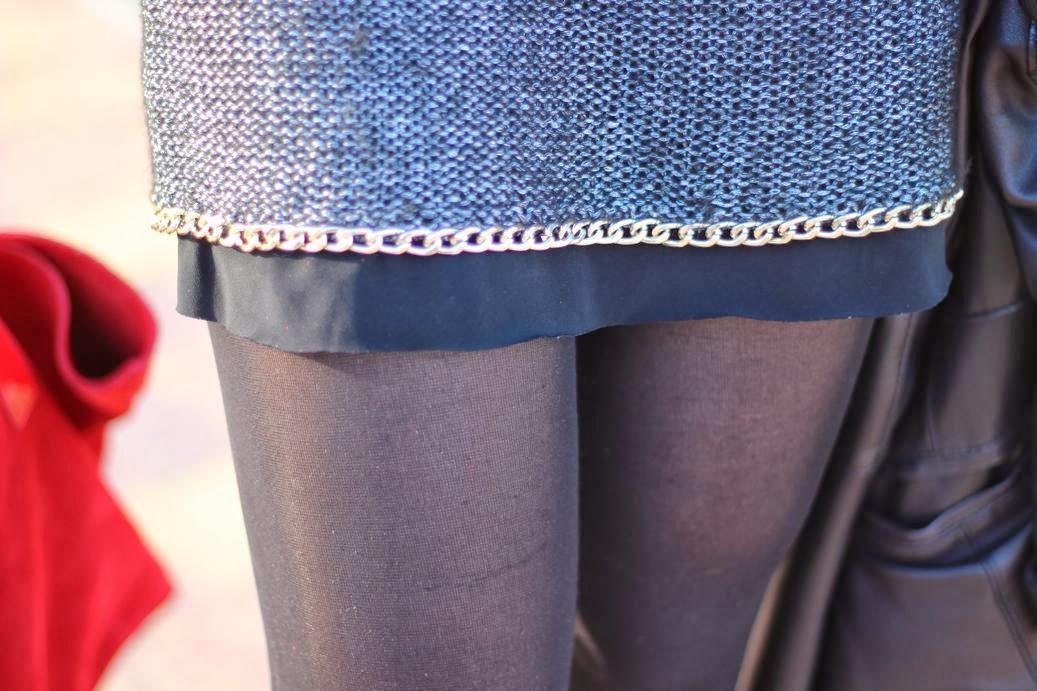 Detalle vestido de Liu-jo