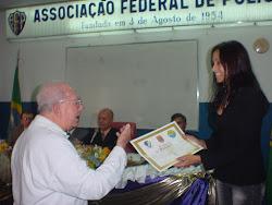 Honraria do Sindicato da Polícia Federal pelo trabalho no projeto O Brasileirinho