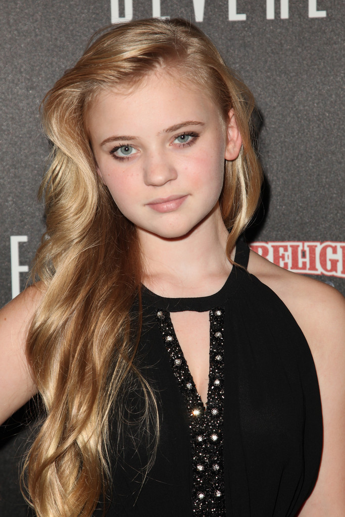 Sierra Mccormick Fashion S Night Out At Beverly Center