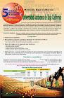Convocatoria 5ta Conferencia Binacional de Migración