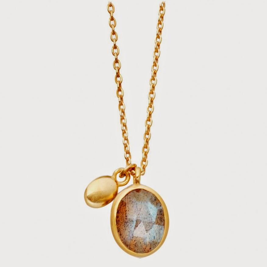 Astley Clarke Labradorite cadenza pendant