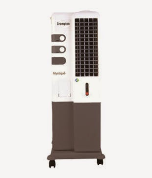 Amazon : Buy Crompton Greaves CG-TAC201 20-Litre Tower Cooler at Rs. 6,799