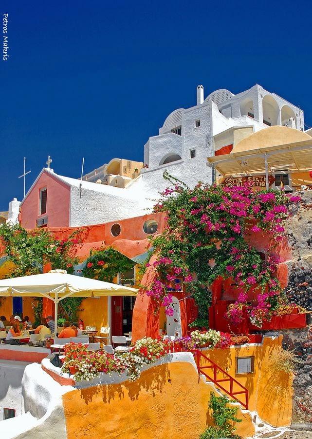 Oia - Santorini island, Greece