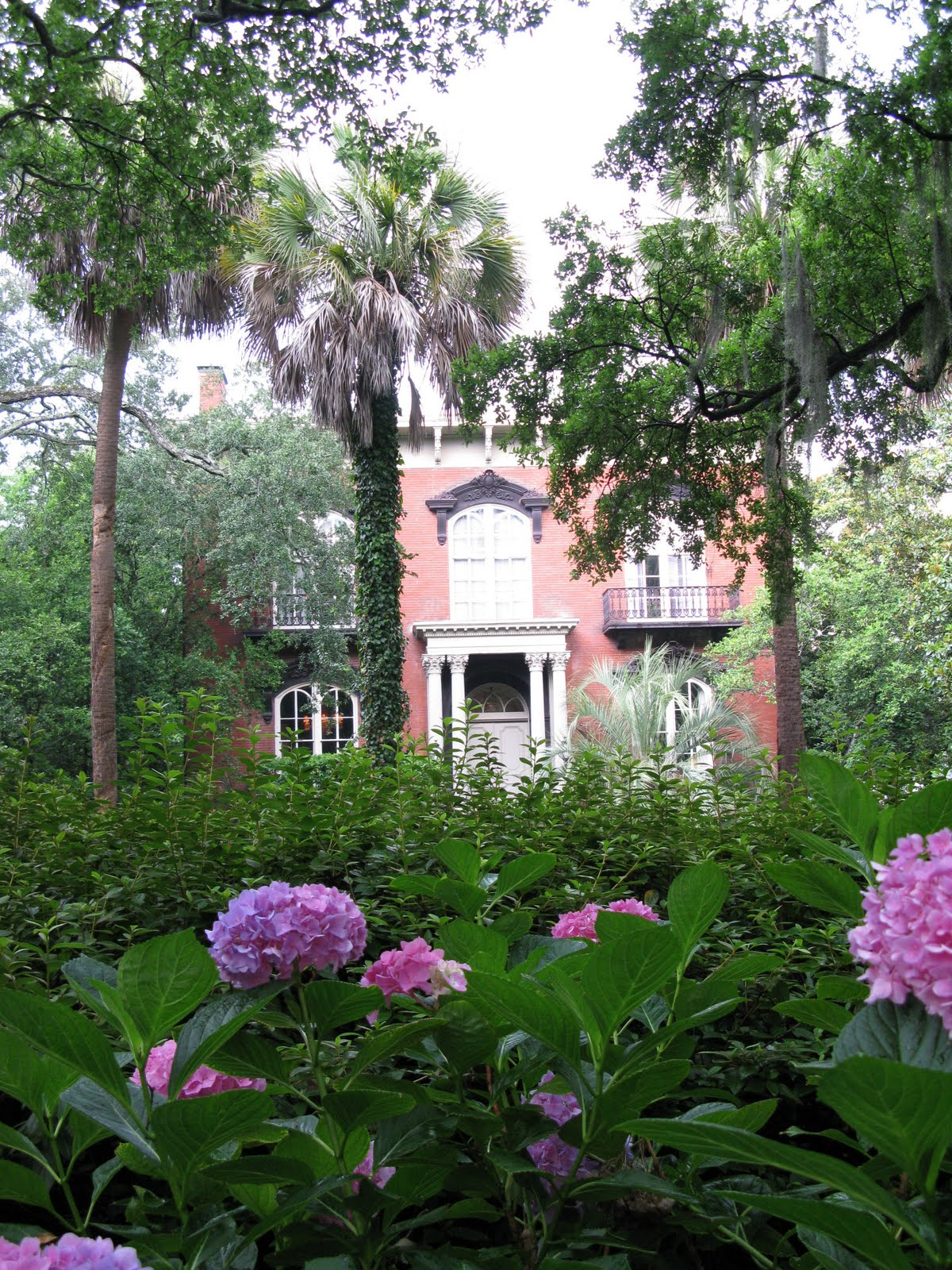 Winton House: Southern Hospitality