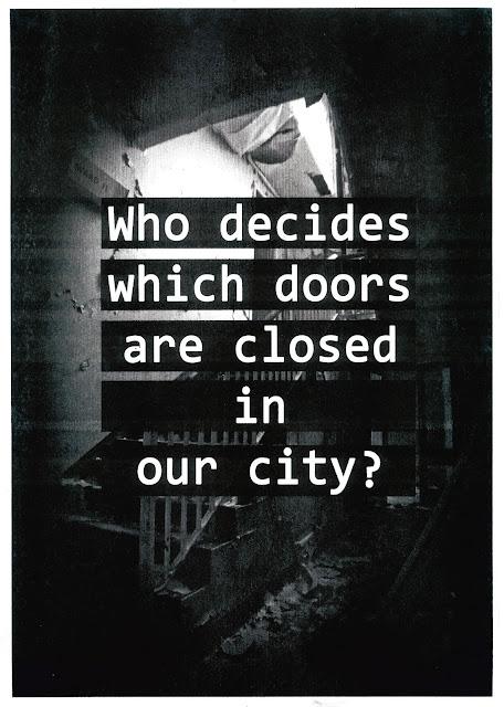 progaganda, poster, flyer, bill poster, censor, control, city, manchester, abandoned, urbex, exploration, adventure, graphic design, design, freelance, 1984,