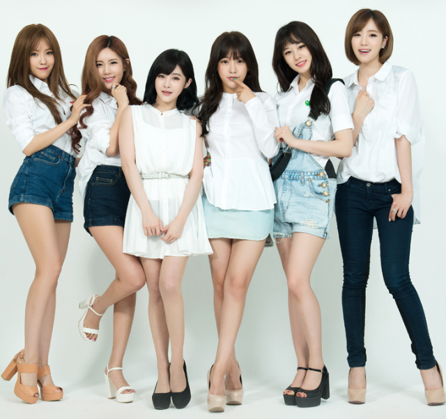 T-Ara Members Profile (Updated!)