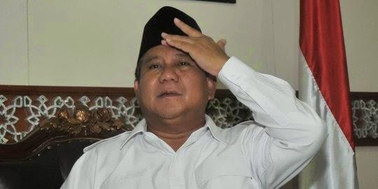 5 Kebohongan Besar Prabowo Subianto