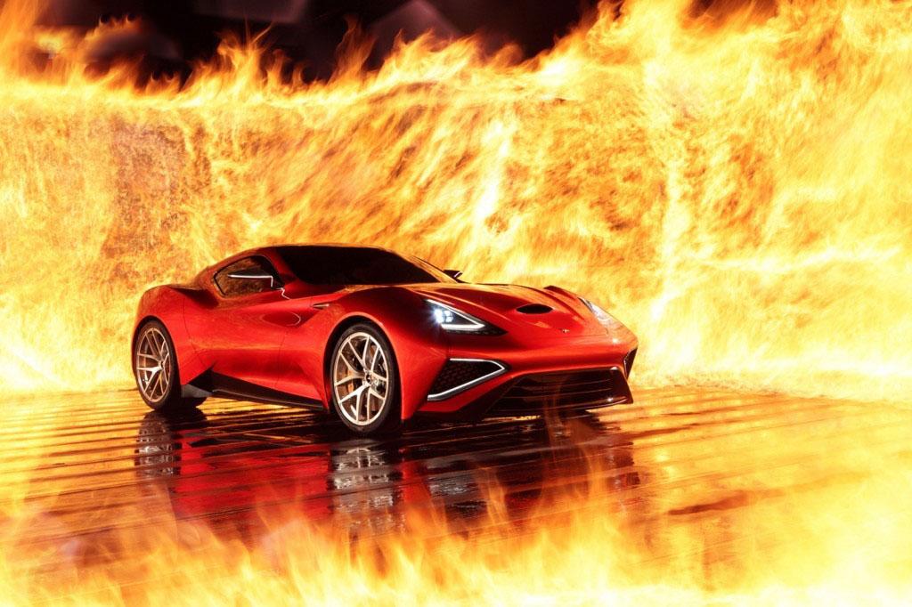 auto 2013 Icona Vulcano Concept