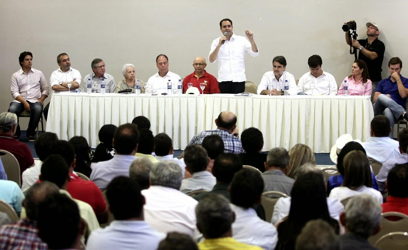 Em Salgueiro, Paulo reafirma compromisso com a interiorização do desenvolvimento